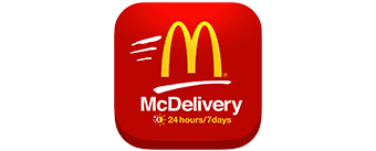 McDelivery Coupons & offers